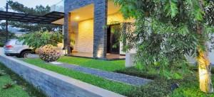landscape taman Kediri