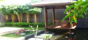 taman minimalis Kediri