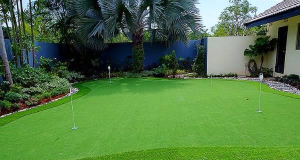 Jasa Taman golf