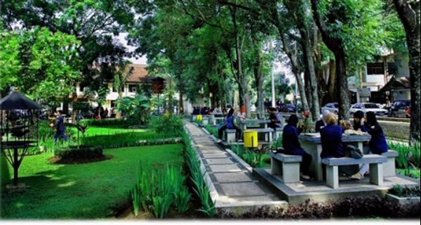 Jasa Taman kampus